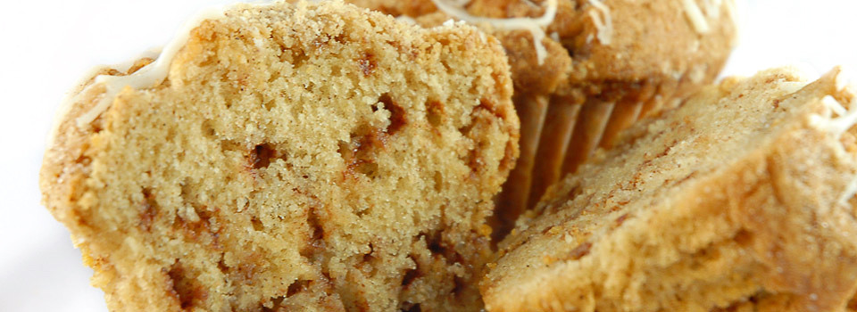 Cinnamon Crunch Muffins