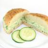 Cucumber Teatime Sandwich